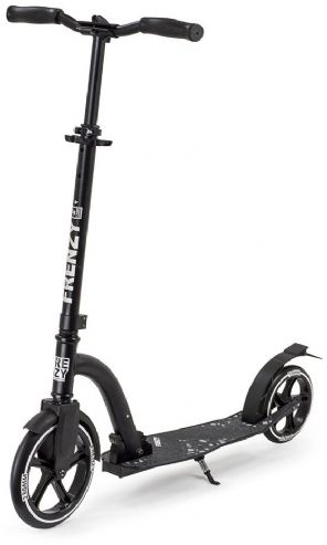 FRENZY 230MM V2 RECREATIONAL SCOOTER - BLACK